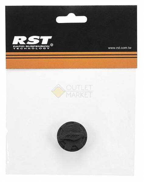 Запчасти для амортизационной вилки RST колпачек д/ноги 30мм для OMEGA 26 T/all BLAZE T series пластик черный RST 1-0902